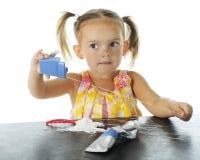 opieki preschool ząb obraz stock