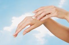 opieki skóra Obrazy Stock