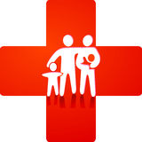 opieki zdrowie usługa Obrazy Stock