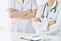 Opieki zdrowotnej i medycyny pojęcie, Fachowa personel medyczny grupa obrazy stock