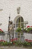 Opiekun dom - Wciąż życie w Południowym Tyrol Obraz Royalty Free