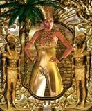 Opiekun imperium royalty ilustracja