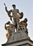 Opiekun: Obserwatorzy Rzym Zdjęcie Royalty Free