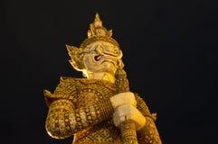 opiekun statua Obrazy Royalty Free