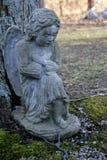 Opiekunu anioł Fotografia Royalty Free