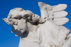 Opiekunu anioł Fotografia Stock
