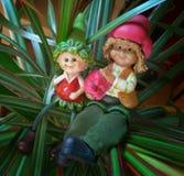 Opiekuny rośliny Zdjęcie Royalty Free
