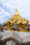 Opiekuny Wata Pra Kaew Uroczysty pałac zdjęcie royalty free