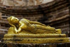 Opiera Buddha Obraz Royalty Free