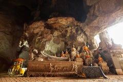 Opierać Buddha Obrazy Royalty Free