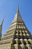 Opierający Buddha świątynię (Wat Pho) Zdjęcia Stock