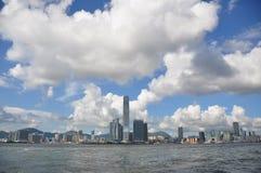 Opinião 2010 de Hong Kong Kowloon Imagem de Stock
