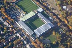 Opinião aérea do estádio de Freiburg Fotos de Stock