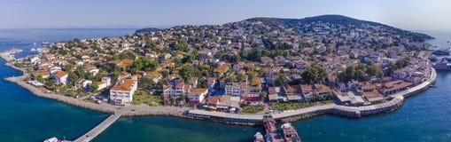 Opinião aérea os príncipes Ilha Istambul Imagem de Stock Royalty Free