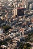 Opinião aérea velha de Montreal Fotos de Stock