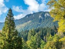 Opinião bonita da paisagem de Alemanha Imagens de Stock Royalty Free