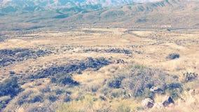 Opinião bonita do Arizona Imagem de Stock