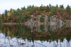 Opinião bonita do outono Foto de Stock