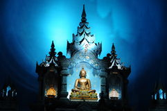 Opinião buddha Imagens de Stock Royalty Free