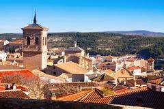 Opinião Chinchila de Monte-Aragon do monte Imagens de Stock