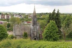Opinião Cork City da paisagem Foto de Stock Royalty Free
