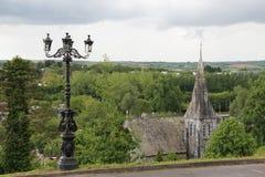 Opinião Cork City da paisagem Fotos de Stock Royalty Free