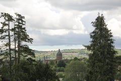 Opinião Cork City da paisagem Imagem de Stock