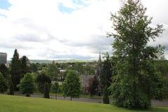 Opinião Cork City da paisagem Fotografia de Stock