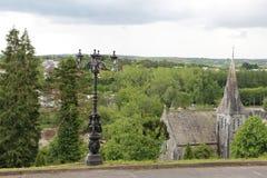 Opinião Cork City da paisagem Imagens de Stock Royalty Free