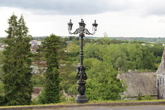 Opinião Cork City da paisagem Fotos de Stock