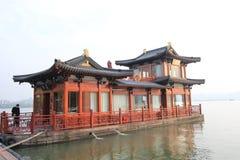 Opinião cultural da paisagem do lago ocidental Fotos de Stock