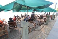 Opinião cultural da paisagem do lago ocidental Foto de Stock Royalty Free