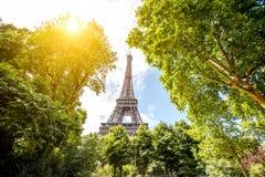 Opinião da arquitetura da cidade de Paris Fotos de Stock