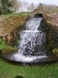 Opinião da cachoeira Fotografia de Stock
