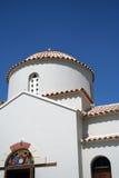 Opinião da capela imagem de stock