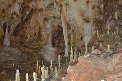 Opinião da caverna fotos de stock royalty free