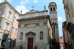Opinião da cidade de Pádua, Itália Foto de Stock Royalty Free