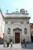 Opinião da cidade de Pádua, Itália Fotografia de Stock Royalty Free