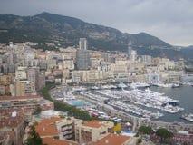 Opinião da cidade de Provence Imagens de Stock
