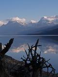 Opinião da manhã às montanhas #5 foto de stock royalty free