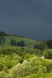 Opinião da natureza em Stara Planina, Bulgária. Imagem de Stock