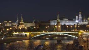 Opinião da noite no rio 4K de Moskva filme