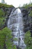 A opinião da paisagem de lofoten, Noruega Imagem de Stock