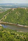 Opinião da paisagem do forte de Jaigarh Imagens de Stock Royalty Free