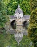 Opinião da ponte Foto de Stock Royalty Free