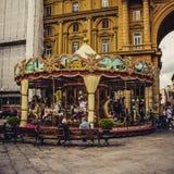 Opinião da rua, Itália Fotos de Stock