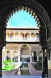 Opinião de Alhambra Window foto de stock royalty free