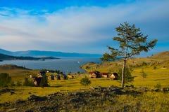 Opinião de Baikal Imagem de Stock Royalty Free