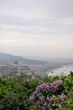 Opinião de Budapest Imagem de Stock Royalty Free