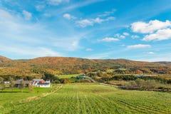 Opinião de Cabot Trail Scenic Imagem de Stock Royalty Free